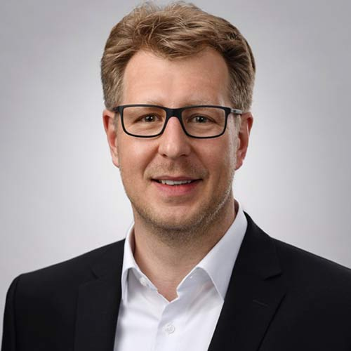 Portrait Gerd Bart, Geschäftsführer